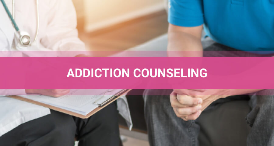 Private Addiction Counseling Session