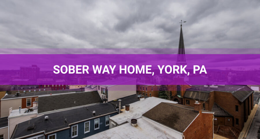 SoberWay Home Rehab In York-PA