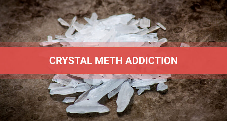 Crystal Meth On The Table